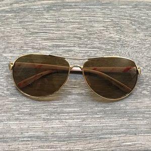 Oakley Women's Aviator Sunglasses